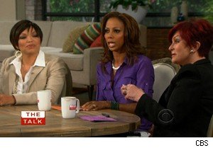 Sharon Osbourne talks about Lindsay Lohan on 'The Talk''