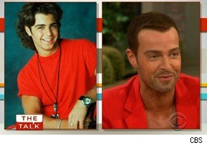 Joey Lawrence on 'The Talk'
