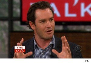 Mark-Paul Gosselaar on 'The Talk'