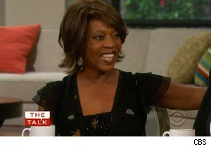 Alfre Woodard on 'The Talk'