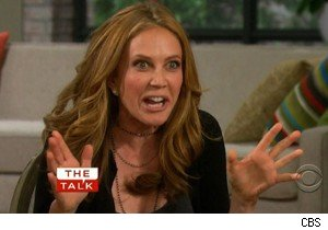 Ally Walker on 'The Talk'