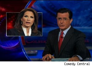 Michelle Bachmann, 'The Colbert Report'