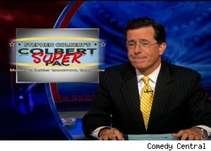 Stephen Colbert, 'The Colbert Report'