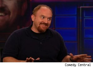 Louis C.K., 'The Daily Show with Jon Stewart'