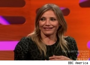 Cameron Diaz, 'The Graham Norton Show'
