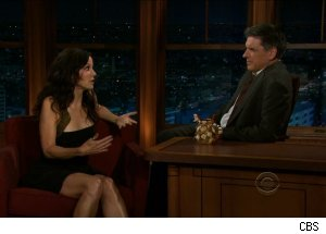 Mary-Louise Parker, 'The Late Late Show with Craig Ferguson'