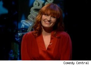 Florence Welch, 'The Colbert Report'