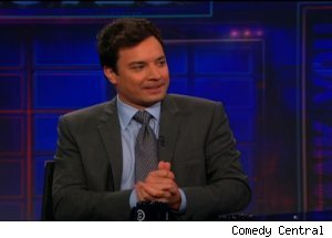 Jimmy Fallon, 'The Daily Show with Jon Stewart'