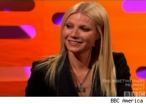 Gwyneth Paltrow, 'The Graham Norton Show'