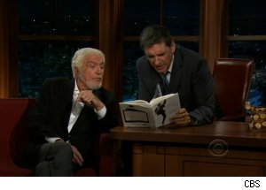 Dick Van Dyke, 'The Late Late Show with Craig Ferguson'