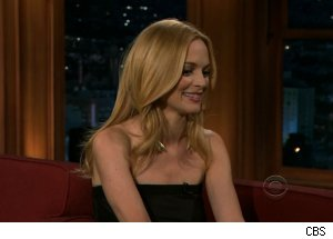 Heather Graham, 'The Late Late Show with Craig Ferguson'