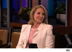Katie Couric, 'The Tonight Show with Jay Leno'