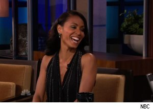 Jada Pinkett Smith, 'The Tonight Show with Jay Leno'