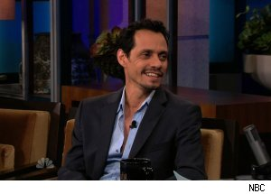 Marc Anthony, 'The Tonight Show with Jay Leno'