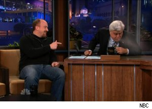 Louis C.K., 'The Tonight Show with Jay Leno'