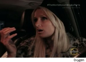 Paris Hilton, 'The World According to Paris'