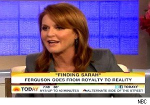 Sarah Ferguson on 'Today'