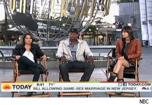 Vicci Martinez, Javier Colon, and Dia Frampton of 'The Voice' on 'Today'