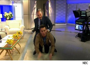 Today Show, Matt Lauer, Jim Carrey