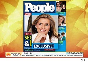 Meredith Vieira talks about her People cover story on 'Today'