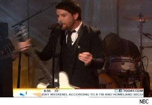 David Cook performs 'The Last Goodbye' on 'Today'