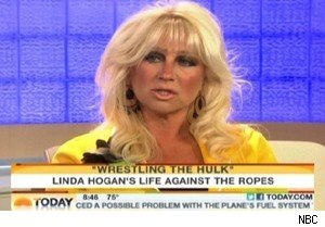 Linda Hogan details accusations of abuse and violence against Hulk Hogan on 'Today'