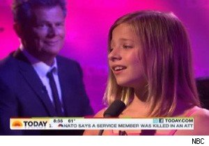 Jackie Evancho sings Puccini's 'O Mio Babbino Caro' on 'Today'