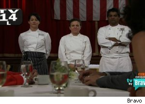'Top Chef Masters'