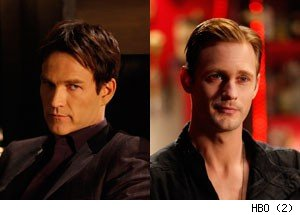 Bill, Eric, True Blood