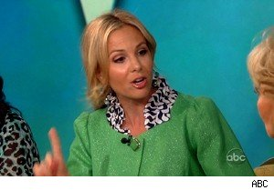 Elisabeth Hasselbeck talks about Mitt Romney and Sarah Palin on 'The View'