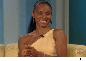 Jada Pinkett-Smith of 'HawthoRNe' on 'The View' 