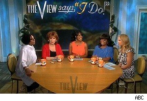 Sherri Shepherd on 'The View'