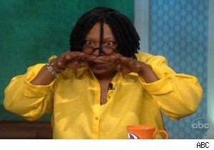 Whoopi Goldberg talks about Anthony Weiner on 'The View'