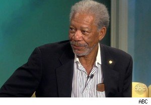 Morgan Freeman discusses time on 'The View'