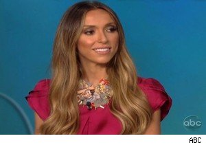 Giuliana Rancic on 'The View'