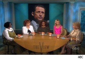 Barbara Walters addresses the Anthony Weiner controversy on 'The View'