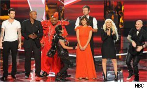 'The Voice' Finals