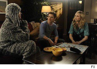 Review: Elijah Wood Tries a Dog's Life in FX's 'Wilfred'