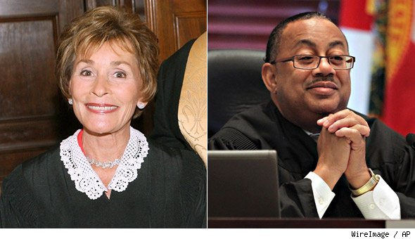 Judge Judy and Judge Belvin Perry