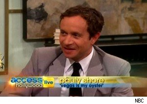 Pauly Shore on 'Access Hollywood Live'