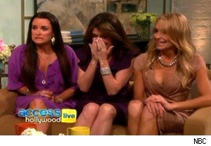 'The Real Housewives of Beverly Hills' on 'Access Hollywood Live'
