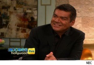 George Lopez talks about the ALMA Awards on 'Access Hollywood Live'
