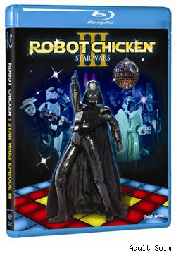 Robot Chicken Giveaway
