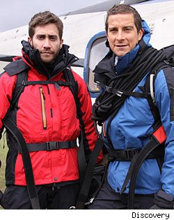 'Men vs Wild with Jake Gyllenhaal'