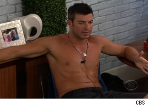 Jeff Schroeder, 'Big Brother 13'