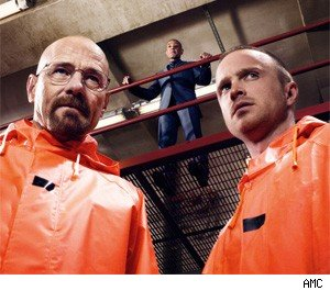 Bryan Cranston Aaron Paul
