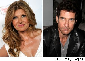 Connie Britton, Dylan McDermott