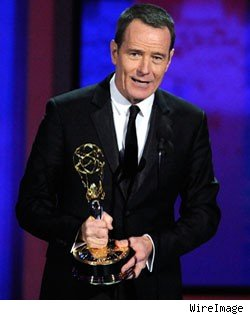 Bryan Cranston Emmys