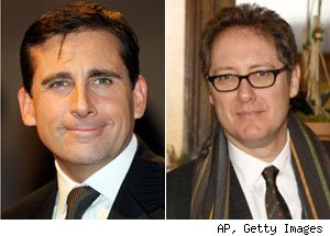 Steve Carell, James Spader