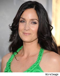 Carrie-Anne Moss Brings Her 'Matrix' Pedigree to 'Chuck'